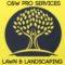 C&W Pro Services Lawn & Landscape